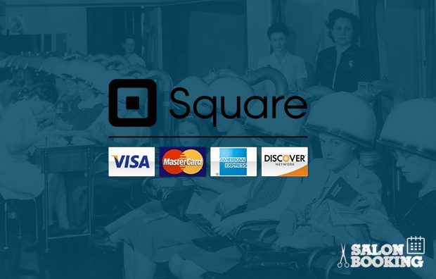 Use Square As Payment Method On Salon Booking Salon