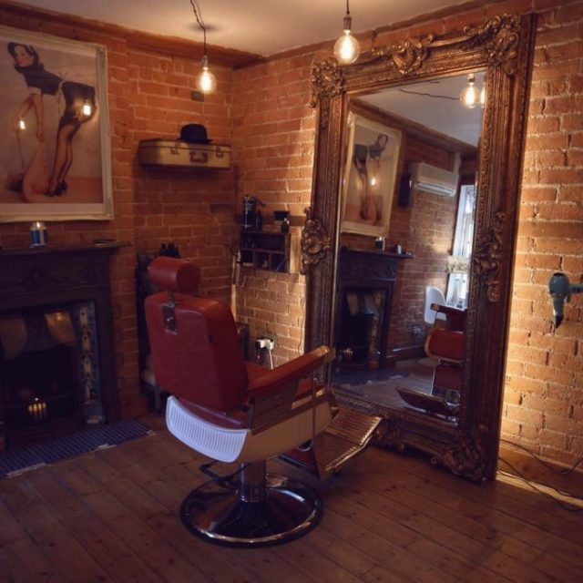 Woodfords Barbers