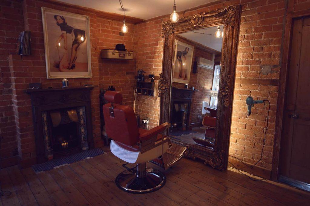 Woodfords Barbers
