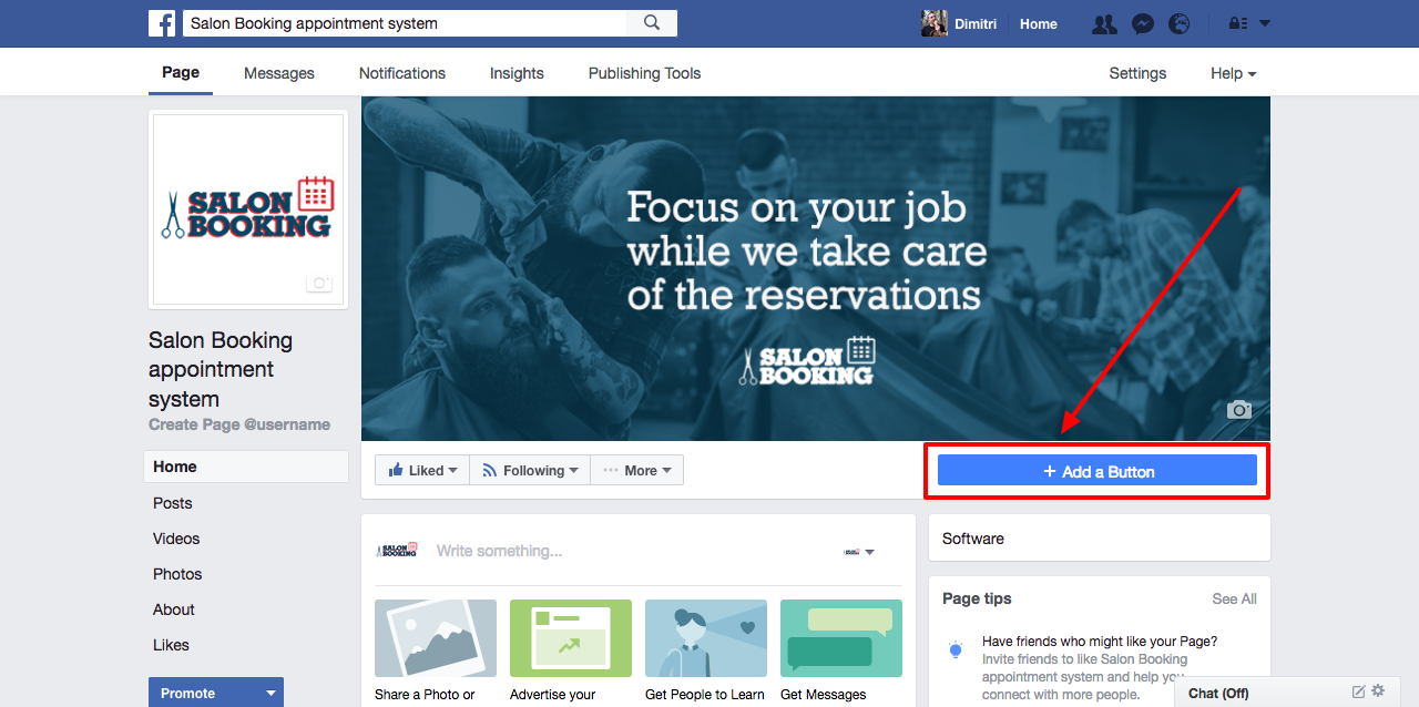 How To Increase Reservations Using A Facebook Fan Page And
