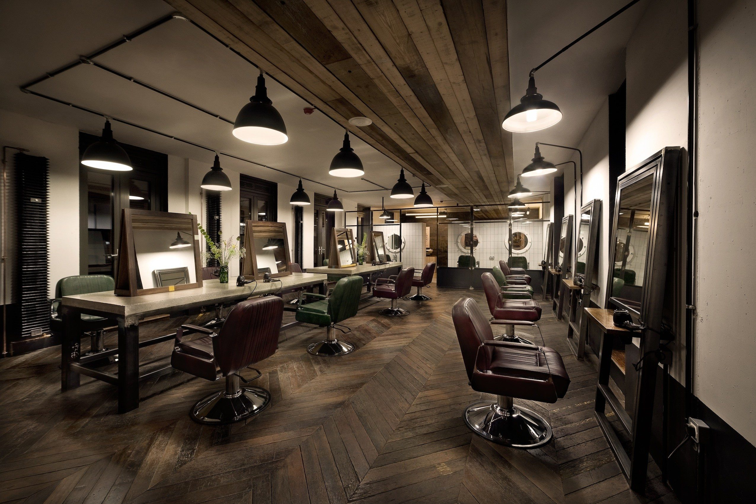Try for free our hair salon appointment book salon for Salone design