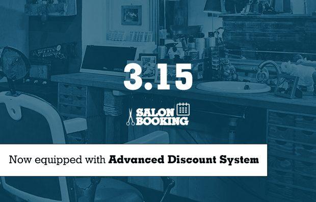 Salon Booking plugin 3.15