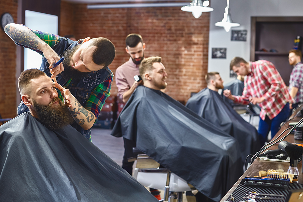 Hairdressers and Barber Shops