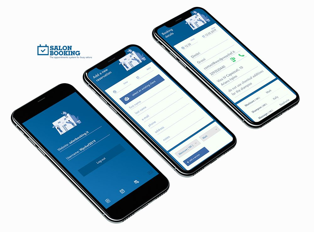 mobile app redesign
